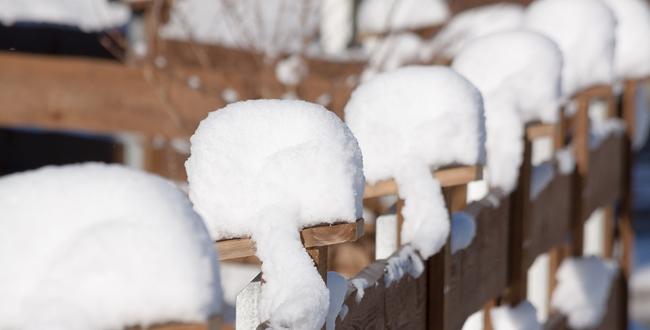 雪の日 ベルト