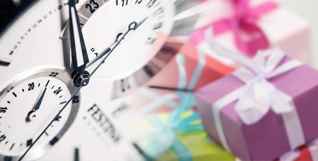 彼氏へのプレゼント 腕時計