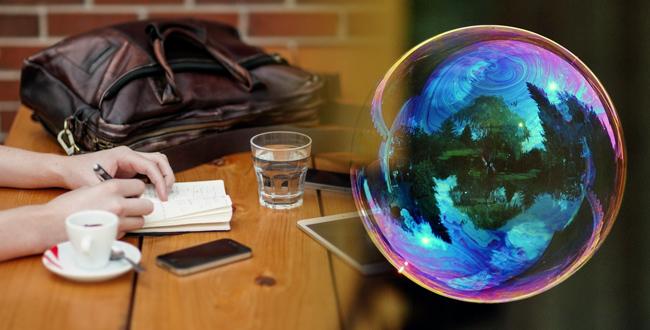 バブル世代 ビジネスバッグ