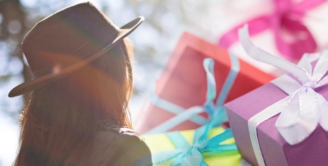 彼女へのプレゼント 帽子